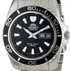 Orient Men's CEM75001B Stainless Steel   100% original, import SUA, 10 zile lucratoare a22207 - Ceas barbatesc Orient, Mecanic-Automatic, Otel
