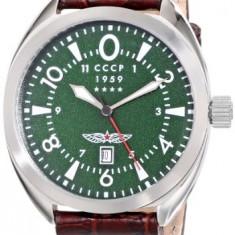 CCCP Men's CP-7014-01 Aviator YAK-15 | 100% original, import SUA, 10 zile lucratoare a22207 - Ceas barbatesc Aviator, Lux - sport