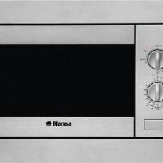 Cuptor cu microunde Hansa incorporabil AMM20BIMH_N, 20L, 800W