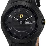 Ferrari Men's 0830093 Scuderia Analog | 100% original, import SUA, 10 zile lucratoare a22207 - Ceas barbatesc Ferrari, Lux - sport, Quartz