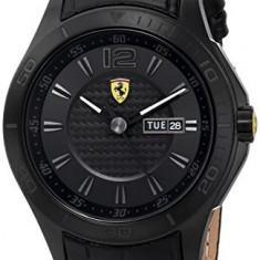 Ferrari Men's 0830093 Scuderia Analog | 100% original, import SUA, 10 zile lucratoare a22207 - Ceas barbatesc Ferrari, Quartz