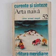 Arta naiva, Victor Ernest Masek