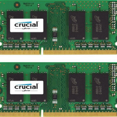 Crucial CT2KIT102464BF160B, 2x8GB 1600MHz DDR3 CL11 SODIMM - Memorie RAM laptop