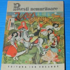 POVESTI NEMURITOARE 1988 - VOL 28 - ROMANESTI, FRANCEZE, UCRAINENE ETC - Carte de povesti