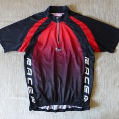 Tricou ciclism Crane Racer TechTex Speed Coolmax; M si XL, vezi dim.; ca nou