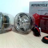 Boxe motocicleta cu mp3 player si alarma