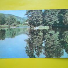 HOPCT 11913 BAILE MONEASA -LACUL - JUDETUL ARAD [ CIRCULATA ] - Carte Postala Crisana dupa 1918, Printata