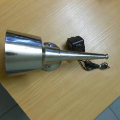 Lampa cu Ventilator 10W - Corp de iluminat