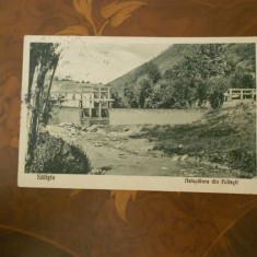 SALISTE - ASTUPATURA DIN FOLTESTI - CIRCULATA - Carte postala tematica, Fotografie
