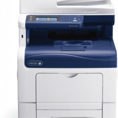 Imprimanta laser Xerox WorkCentre 6605DN - Imprimanta laser color