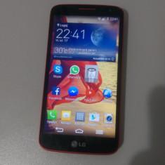 LG G2 mini - Telefon mobil LG G2 Mini, Rosu, Neblocat, 2G & 3G