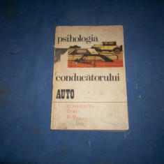 PSIHOLOGIA CONDUCATORULUI AUTO  DORU CONSTANTIN BLAJ