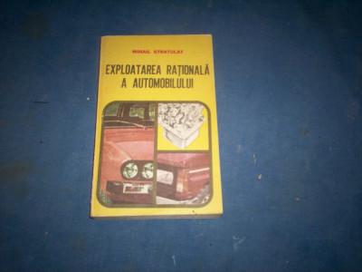 EXPLOATAREA  RATIONALA A AUTOMOBILULUI foto