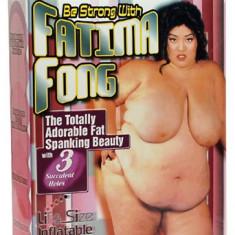 Papusa Gonflabila Fatima Fong - Papusi gonflabile