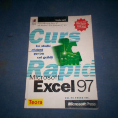MICROSOFT EXCEL 97 - Carte Microsoft Office