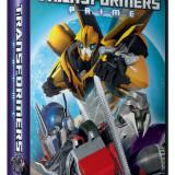 Transformers Prime - Sezonul 1 - 10 DVD-uri Desene Animate Dublate Romana