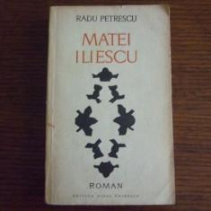 RADU PETRESCU - MATEI ILIESCU, 1970