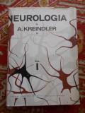 NEUROLOGIA de A. KREINDLER - VOLUMUL 1 + 33 POZE