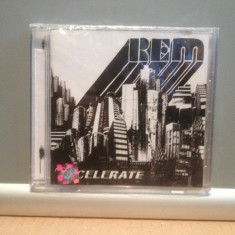 R.E.M. - ACCELERATE (2008/ WARNER REC) - CD ROCK/ALTERNATIV - NOU/SIGILAT - Muzica Rock