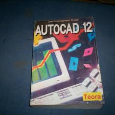 QUE DEVELOPMENT GROUP - AUTOCAD 12 - Manual Autocad