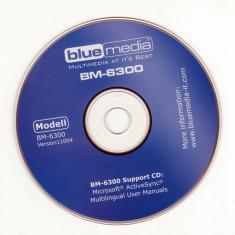 GPS-CD instalare pentru Navigator Blue Media BM-6300 - Software GPS