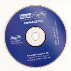 GPS-CD instalare pentru Navigator Blue Media BM-6300 - Software GPS