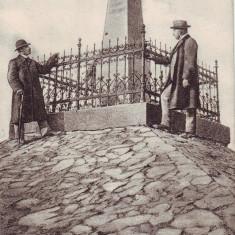 Romania, Arad, carte postala necirculata aprox.1918: Vesztohely, Schela, animat - Carte Postala Crisana 1904-1918, Fotografie
