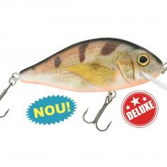 Voblere Baracuda Deluxe MIN95FF - 95mm - 28g - adâncime de lucru: 0-1, 5m - Vobler pescuit