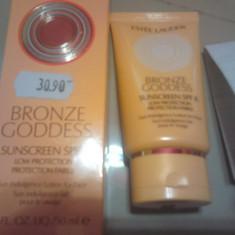 Estee Lauder Bronze Goddess Sunscreen Loţiune pentru Față SPF 8