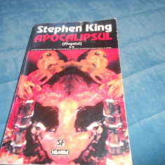 STEPHEN KING - APOCALIPSUL VOL II - Carte Horror
