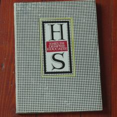 Carte - Eseuri despre educatie de Herbert Spencer - 1973 / 176 pagini !