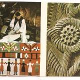 % carte postala (ilustrata)-Stan Ion Patras-Traditii, Necirculata, Printata