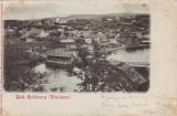 #1608- Romania, Salzburg, Vizakna, Ocna Sibiului c.p. circulata 1904: Strandul