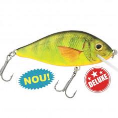 Voblere Baracuda Deluxe MIN75F01 - 75mm - 13g - adâncime de lucru: 0-1, 0m - Vobler pescuit