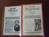 IACOB NEGRUZZI  - SCRIERI, vol. 1, 2 (colectia Restitutio), Alta editura