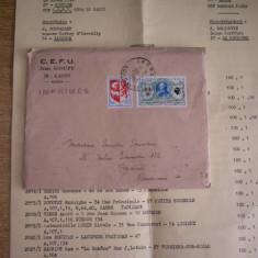 BDPL - CIRCULATIE POSTALA INTERNATIONALA - 1969