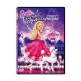 Barbie in basmul modei pariziene / A Fashion Fairytale, DVD, Romana