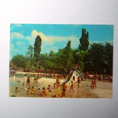 Baile Felix, strandul - 1970 - circulata - 2+1 gratis - RBK9055