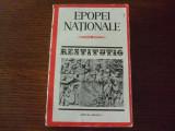 EPOPEI NATIONALE  (colectia restitutio), Alta editura