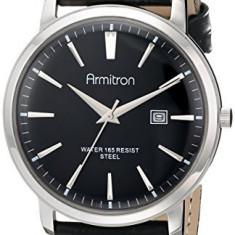 Armitron Men's 20 5012BKSVBK Date | 100% original, import SUA, 10 zile lucratoare a42707 - Ceas barbatesc Armitron, Elegant, Quartz