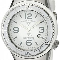 Swiss Legend Men's 21848P-02-WB Neptune | 100% original, import SUA, 10 zile lucratoare a42707 - Ceas barbatesc Swiss Legend, Quartz