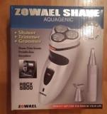 Aparat de ras  multifunctional  reincarcabil 3 in 1  - Zowael Shave