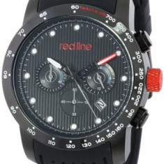Red line Men's RL-50044-BB-01 Velocity | 100% original, import SUA, 10 zile lucratoare a12107 - Ceas barbatesc Red Line, Quartz