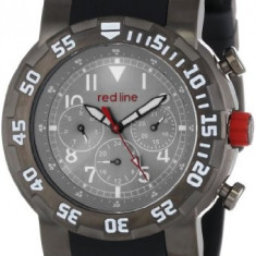 Red line RL-50027-GUN-014W-BB Stainless Steel | 100% original, import SUA, 10 zile lucratoare a12107 - Ceas barbatesc Red Line, Quartz, Otel