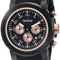 Red line Men's RL-50050-BB-01-RA Torque | 100% original, import SUA, 10 zile lucratoare a12107 - Ceas barbatesc Red Line, Sport, Quartz