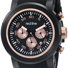 Red line Men's RL-50050-BB-01-RA Torque | 100% original, import SUA, 10 zile lucratoare a12107 - Ceas barbatesc Red Line, Quartz