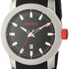 Red line Men's RL-10016-01 Gauge | 100% original, import SUA, 10 zile lucratoare a42707 - Ceas barbatesc Red Line, Quartz