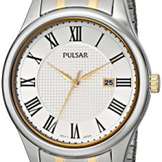 Pulsar Men's PH9041 Traditional Collection | 100% original, import SUA, 10 zile lucratoare a42707 - Ceas barbatesc Pulsar, Quartz
