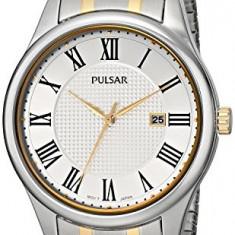 Pulsar Men's PH9041 Traditional Collection | 100% original, import SUA, 10 zile lucratoare a42707 - Ceas barbatesc Pulsar, Quartz