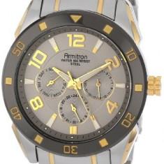 Armitron Men's 20 4885GYTT Multi-Function | 100% original, import SUA, 10 zile lucratoare a12107 - Ceas barbatesc Armitron, Elegant